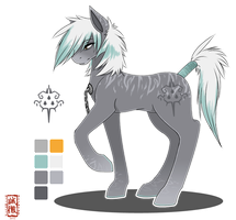 April Raine Reference by Slightly-Stratus