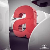 ''a'' from Helvetica by eduardosproductions