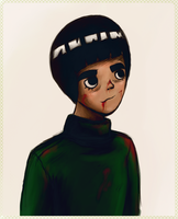 Rock Lee by Olivia-27