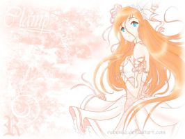 Clamp Giselle by rebenke