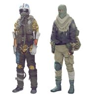 Battlefield Play4Free Set 1 by morot