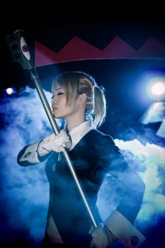 Soul Eater: Resolve by Astellecia