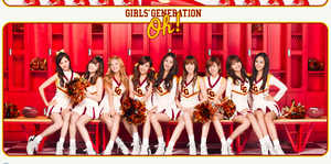 [SC] Girls' Generation - Oh! Japanese Website by imawesomeee03