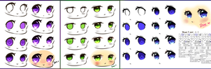Small Eye Tutorial?? by MiChaou