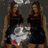Eve Torres. by aimeevengeance