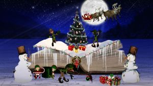 Christmas Story by krissybdesigns