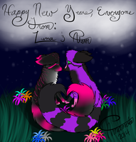 Happy New Years! by Lunamania