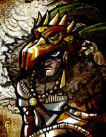 Cuauhtemoc by theSadSon
