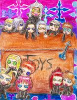 The Organization XIII by Cheinei
