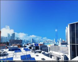 Mirrors Edge Wallpaper by bakn90