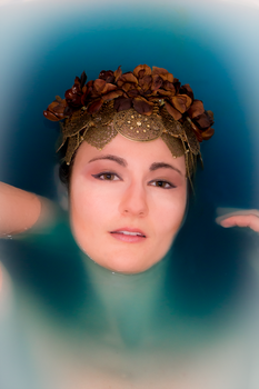 The Naiad by paedess