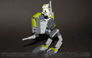 Custom 442nd Siege Battalion AT-RT + Driver by Riser38
