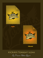 Kickass Torrent Icons by caringboy