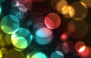 BOKEH brushes by caesar88caesar