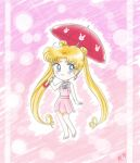 Chibi Usagi - Sailor Moon Crystal by ChibiRikku