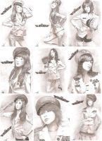 SNSD's Collection by suitae