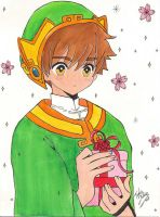 Happy Birthday Li Syaoran CCS by tercysakura