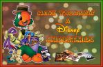 A Disney Christmas Card by ElectricDawgy