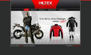 Hiltex Leather by xtreamgraphic