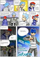 Pokemon Platinum Nuzlocke 166 by CandySkitty