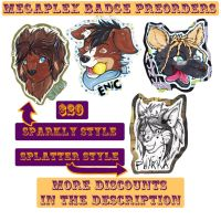 Megaplex Preorders (With Discounts!) by dragonmelde
