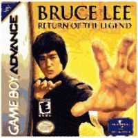 Bruce Lee game cover sketch6 by funkyellowmonkey