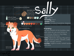 Sally by Capukat