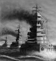 Dreadnoughts by JanBoruta
