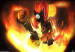 The Giggling Arsonist Of The Doomsday by Tarantad0