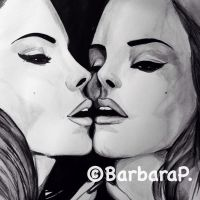 Lana del rey by Sally8Lee