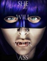 Hit-Girl - Carrie style by Ryuk124