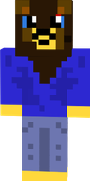 My minecraft skin by lionpants99
