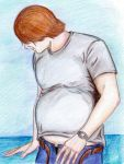 Sam, MPREG by KanaGo