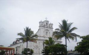 Iglesia Colonial Rabinal by Flyerscurse