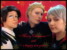 APH: Merry Christmas by Jim-Moriarty