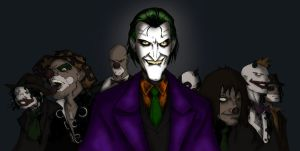 KidNotorious' The Joker by Kagu84
