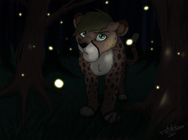 Fireflies by JustAutumn