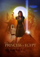 The Princess of Egypt by mruottin
