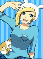 Fionna~ by alechann