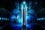 Temple of TRON by Questavia