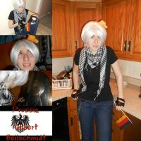 Anime-ZAP! 2013: Prussia Cosplay by Missywoot1124