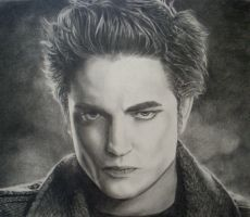 Edward Cullen by Mulan209