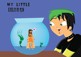 My little goldfish-STOKED by CIT-Courtney