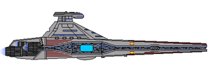 Star Wars KDY Venator-class Star Destroyer by Seeras