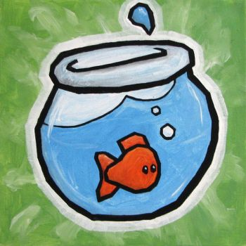 Fishbowl by alispagnola