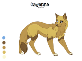 .: Cayenne : Sheet :. by stolenimages