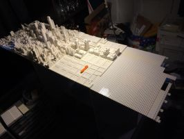 Legodelphia: 50% done and fourth base progress by DrOctoroc