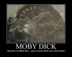 Moby Dick by WeskerFangirl92