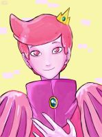Adventure time - Prince Gumball by MelSpontaneus
