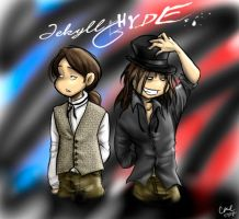 Jekyll and Hyde by Inonibird